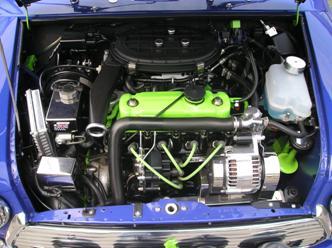 Classic Rover Mini Cooper Door Fitting Mounting Plates Both Doors Smiffy/'s Bits